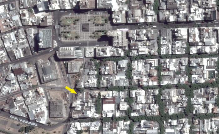 Google Maps-Pera